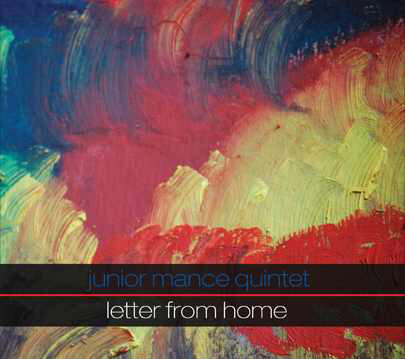 Junior Mance Quintet - Letter from Home